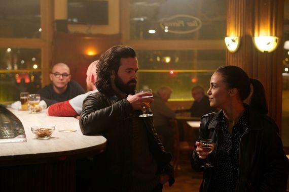 Un tournage 100% belge. Reconnaissez-vous ce bar ?