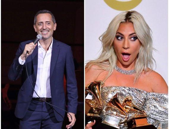 Gad Elmaleh / Lady Gaga