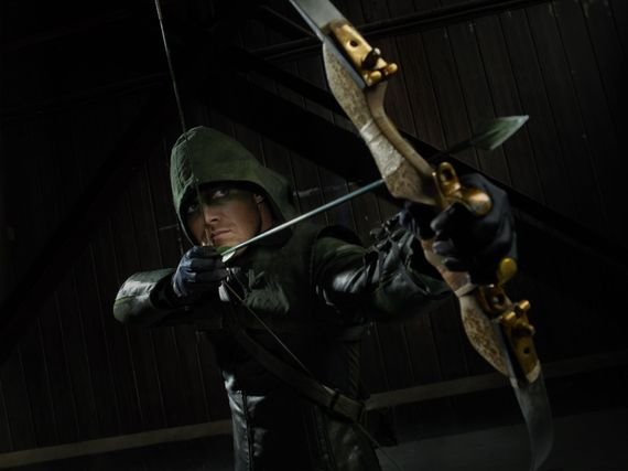 Arrow revient sur La Deux avec la deuxième saison