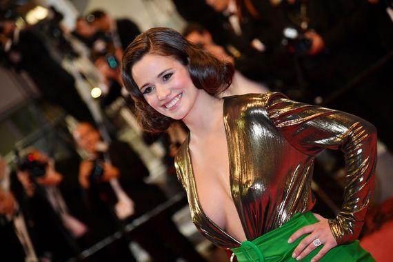 Cannes 2019 : Lucie Lucas engagée pour la planète sur la croisette
