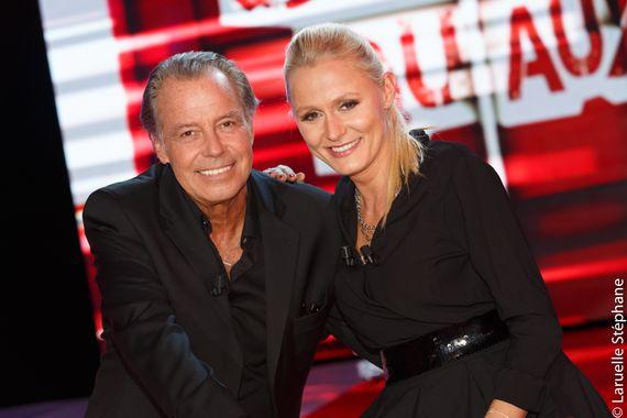 Michel Leeb et Maureen Louys