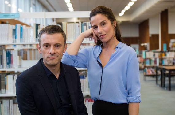 Avec Mathieu BISSON et Zoé FELIX