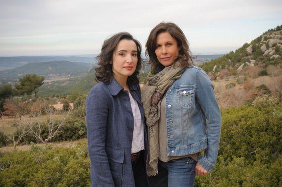 Astrid Veillon - Meurtres à Aix-en-Provence