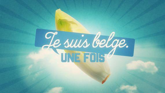 Je suis belge une fois