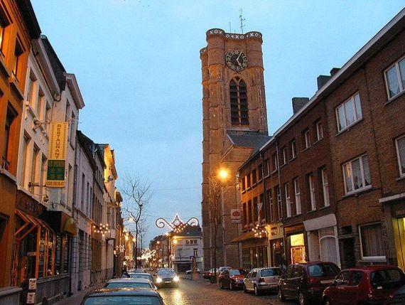 La tour de l'église Saint-Julien (XVe siècle)