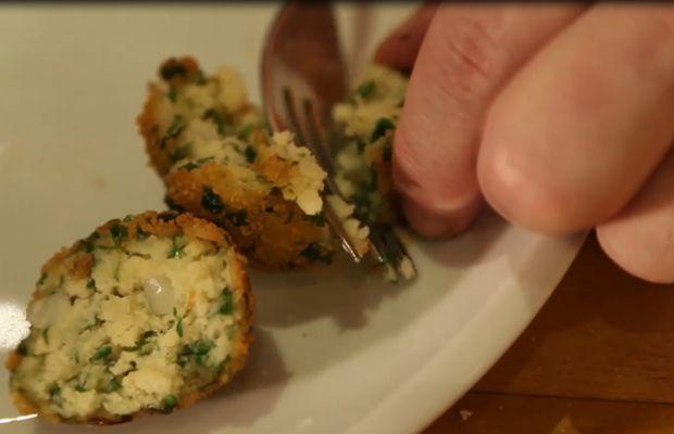Croquettes de haricots blancs  - Tous droits réservés ©