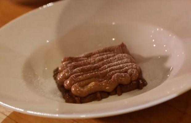 Gâteau Moka ou mayonnaise au chocolat  - Tous droits réservés ©