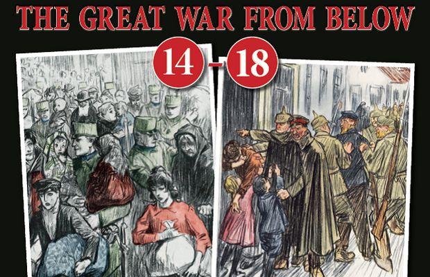 The Great War from Below : entre parcours individuels et expériences collectives  - Tous droits réservés ©