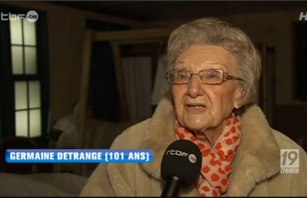 Emouvante visite des centenaires à l'exposition de Liège-Guillemins  - Tous droits réservés ©