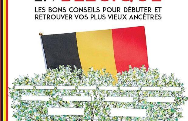 """Sortie du """"guide de la généalogie en Belgique""""  - Tous droits réservés ©"""