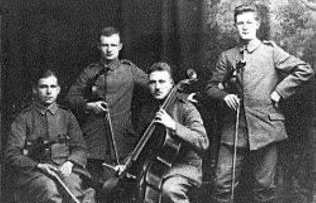 La Grande Guerre des musiciens  - Tous droits réservés ©