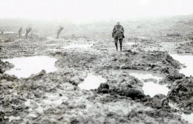 Centenaire de la bataille de Messines  - Tous droits réservés ©