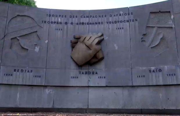 Bruxelles, le noms de rues évoquant 14-18, et la campagne africaine  - Tous droits réservés ©