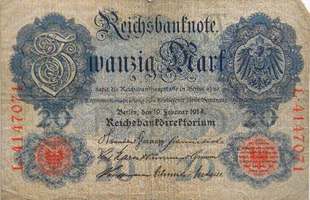 Reichsmark  - Tous droits réservés ©