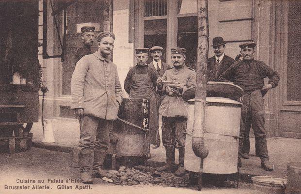 Les Allemands sont-ils mieux lotis que les Belges?  - Collection privée, M. Nicolas Mignon ©