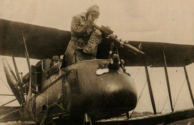 Progrès techniques et Grande Guerre : le front belge  - Tous droits réservés ©