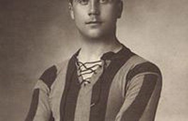Alphonse Six, un attaquant de l'équipe nationale belge de football, fut tué au combat le 19 août 1914   - Tous droits réservés ©