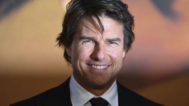 """Tom Cruise en 2016 à la sortie de """"Jack Reacher: Never Go Back"""""""