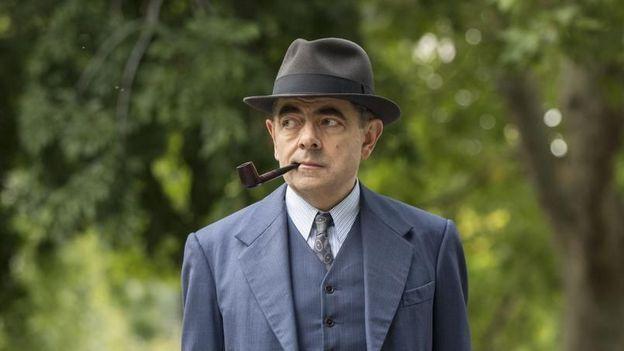 Mister Bean interprète le commissaire Maigret !