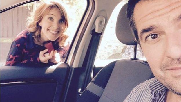 Arnaud Ducret et Alix Poisson en couple ?