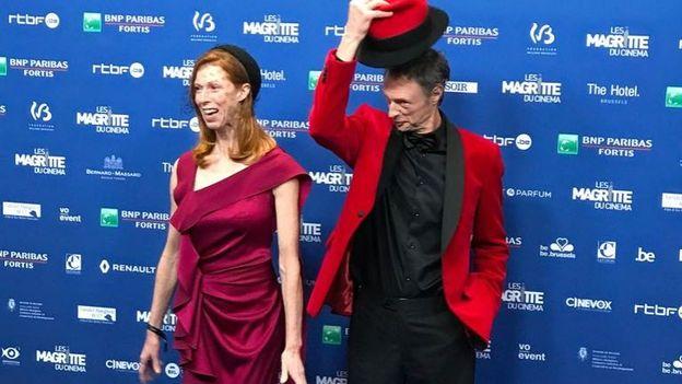 """Résultat de recherche d'images pour """"photos des Magritte du cinéma 2018"""""""
