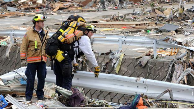 Séisme au Japon - Conséquences suite à la catastrophe naturelle
