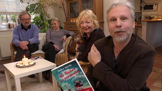 Michel et Martine Jolivet, Nadine Monfils et Thierry Bellefroid