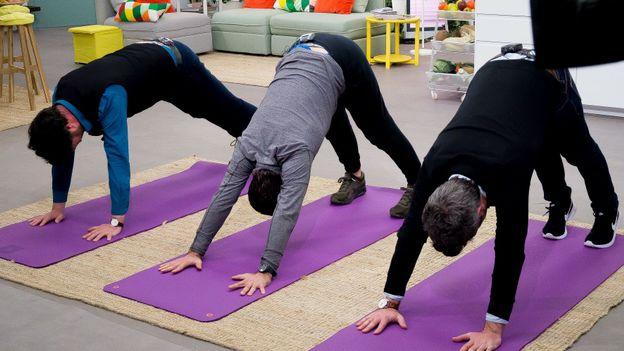Yoga inspiré