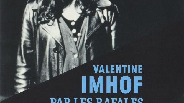 """""""Par les rafales"""" de Valentine Imhofn - Ed Rouergue Noir"""