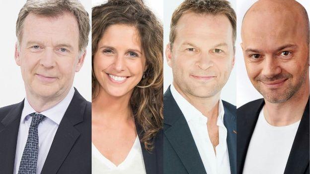 Les visages de la RTBF ont une place privilégiée dans le cœur des Belges !