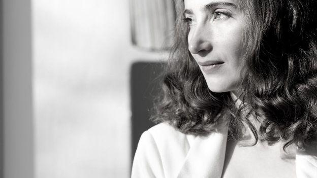 Sandrine Blancke par Valérie Nagant
