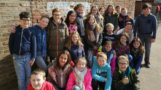 Classe niouzz de Villers l'Eveque