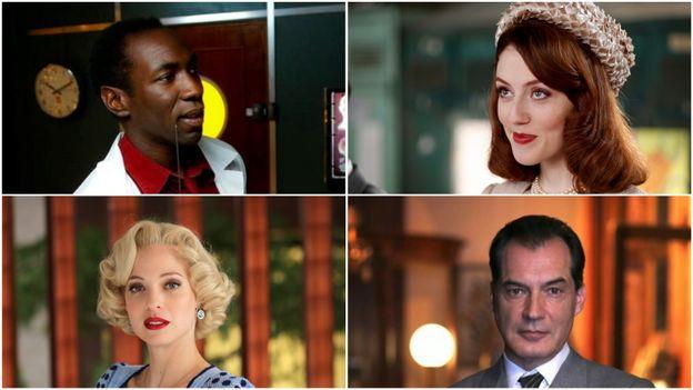 """""""Les Petits Meurtres d'Agatha Christie"""" : l'impressionnante transformation physique des acteurs (photos)"""