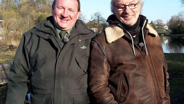 Philippe Soreil et Philippe François