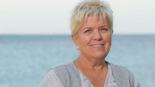 """Mimie dans le dernier épisode diffusé sur La Une """"T'es ki toi?"""""""