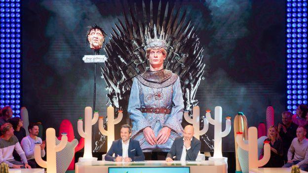 Duplex Game Of Thrones