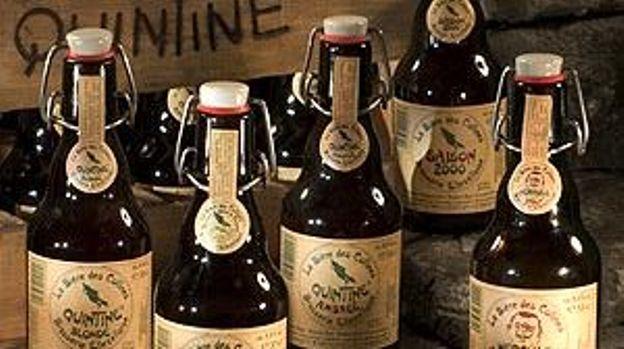 """La Quintine , """" La"""" bière d'Ellezelles !"""