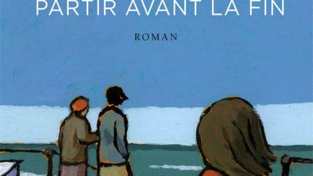 """""""Partir avant la fin"""" d'Ariane Le Fort - Ed. Seuil"""