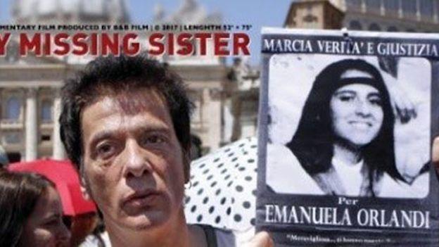 Kidnapping au Vatican dans doc shot