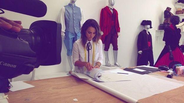 Sara Roces Buelga, Fashion Designer