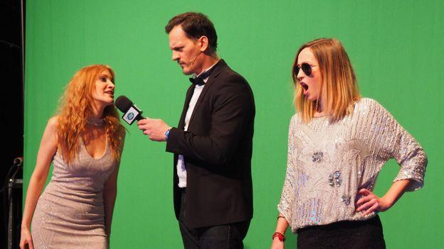James Deano en direct de l'Elysée, de Astana et de Hollywood !
