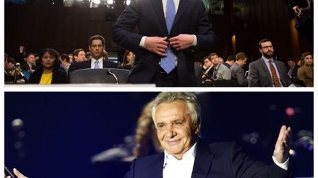 Mark Zuckerberg / Michel Sardou