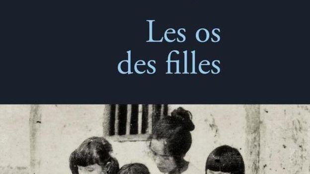 """""""Les os des filles"""" de Line Papin, chez Stock roman."""