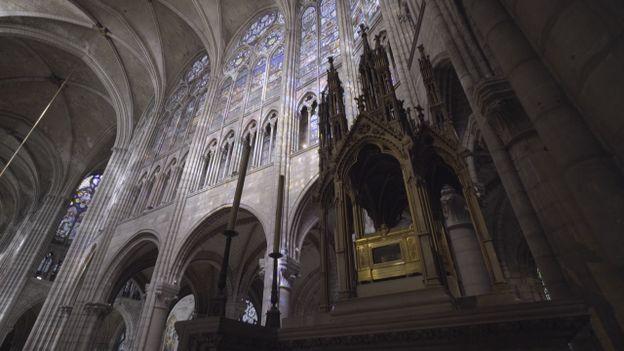 Secrets de cathédrales - épisode 1