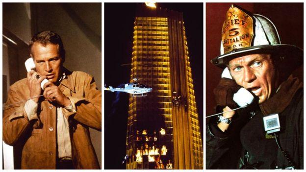 """Connaissez-vous les secrets de tournage de """"La Tour infernale""""?"""