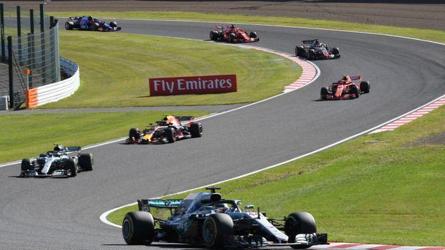 Grand Prix Formule 1 des USA : Hamilton bientôt sacré champion ?