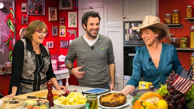 """quizz """"cuisine américaine"""" - rtbf un gars un chef"""