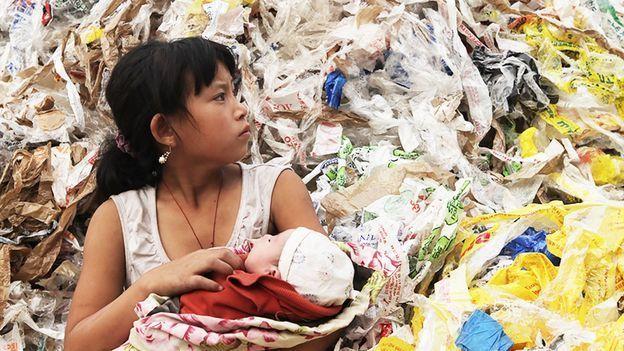Collection Millenium : Plastic China