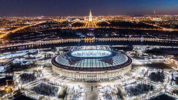 Russie - Arabie saoudite : suivez le coup d'envoi du Mondial en direct