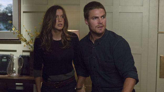 Laurel et Oliver dans la saison 1